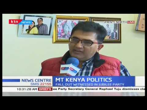 MT Kenya Politics : 2022 succession divided region
