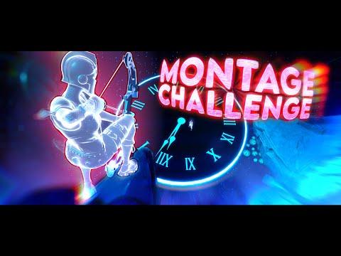 I Challenge YOU To Make a Fortnite MONTAGE...