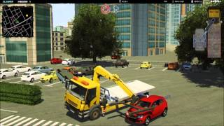 DGA Plays: Tow Truck Simulator 2015 (Ep. 1 - Gameplay / Let