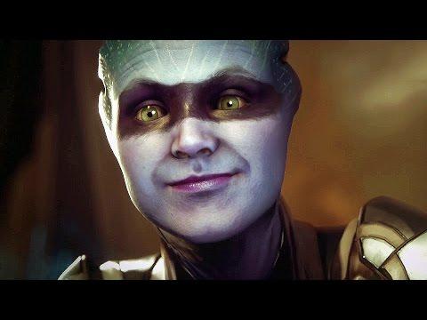 MASS EFFECT ANDROMEDA Trailer (E3 2016)