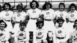 NHD Project: The All American Girls Professional Baseball League