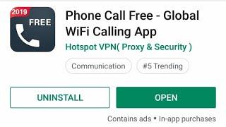 How to use Free phone call Global wifi calling App screenshot 2