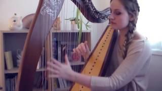 Selena Gomez & Kygo - It Ain't Me (Harp Cover)
