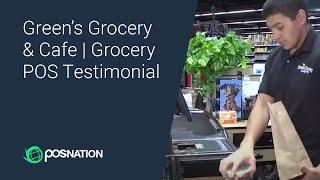 Based in san angelo, texas, green's grocery & cafe offers organic produce, artisan cheeses, and house-made meats at their upscale store. pos nation c...