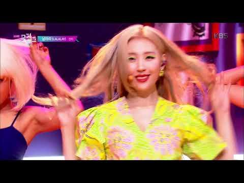 날라리(LALALAY) - 선미(SUNMI)  [뮤직뱅크 Music Bank] 20190830