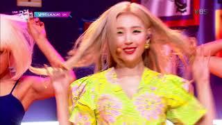 Gambar cover 날라리(LALALAY) - 선미(SUNMI)  [뮤직뱅크 Music Bank] 20190830