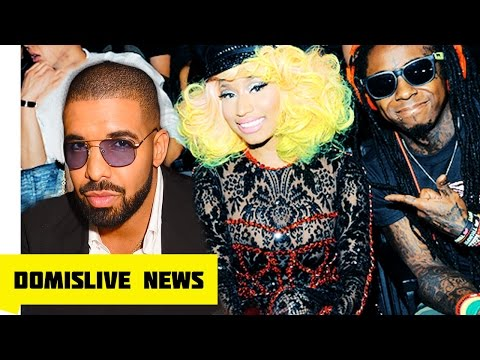 Nicki Minaj Drops No Frauds New Song w/ Drake & Lil Wayne! Remy Ma Diss or Birdman ? #3PackFromPARIS