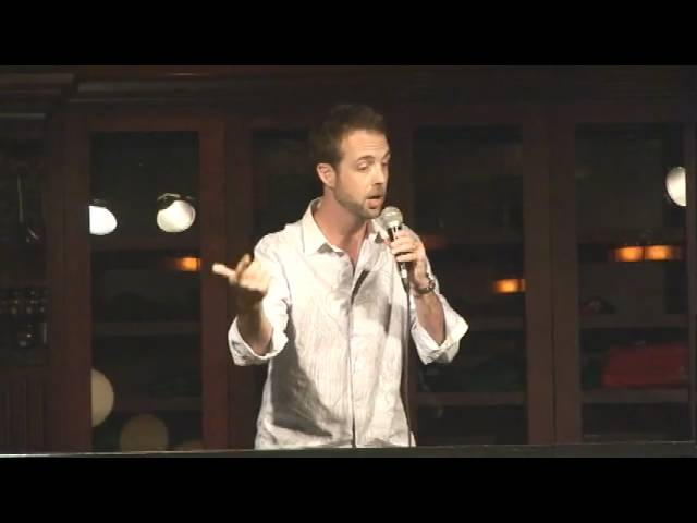 Ed Gougeon - Capital City Comedy Night at the Pour House Travel Video