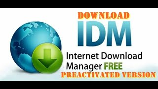 Internet Download Manager | Pre activated | IDM Download Link | All Type Video & Audio Downloader