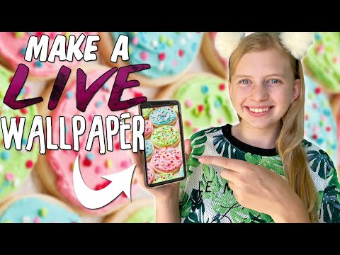 How To Make A Live Wallpaper For Your Phone