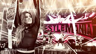 """WWE Wrestlemania 35 Intro Theme Song - """"Never Die"""" with download link"""