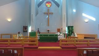 St Thomas Episcopal 9 6 20 Service