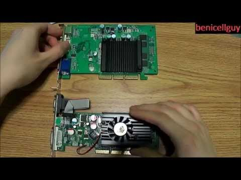 Unboxing Axle3D Nvidia Geforce 512MB Video Card