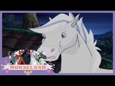 Horseland: Oh, Baby // Season 2, Episode 9 Horse Cartoon 🐴💜