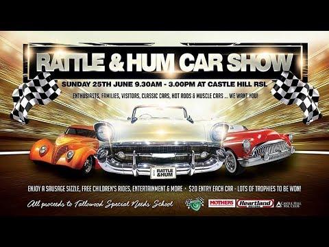 Rattle N Hum Car Show