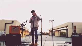 Emotional Live Performance In Front Of My Entire High School (Him and I Remix)