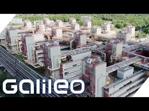 Das größte Krankenhaus in Europa: Wie hart ist der Job hier?   Galileo   ProSieben