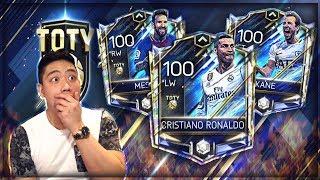 FIFA MOBILE 18 TOTY IS HERE!! TOTY RONALDO & MESSI!! 2X TOTY BUNDLE OPENING!!