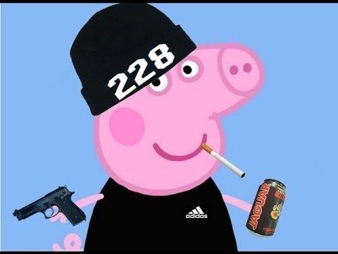 Приколы свинка пепа за 2017 L 2018 год от KING