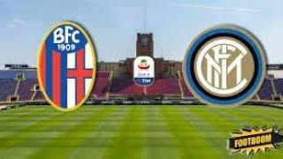 Прогноз на матч Чемпионата Италии Болонья - Интер смотреть онлайн безплатно 03.04.2021