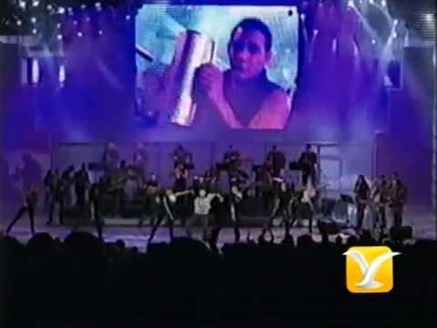 Elvis Crespo, Pintame - Luna llena, Festival de Viña 2000