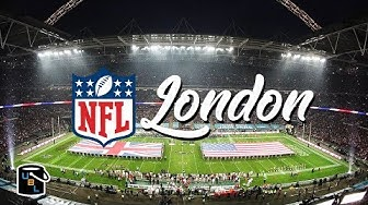 The NFL in London - what's it like to go to a game?