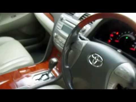 ขาย รถเก๋ง รถมือสอง ราคาถูก ยี่ห้อ TOYOTA  รุ่น CAMRY (แคมรี่) สีบรอนด์เงิน ปี 2006 #No.4
