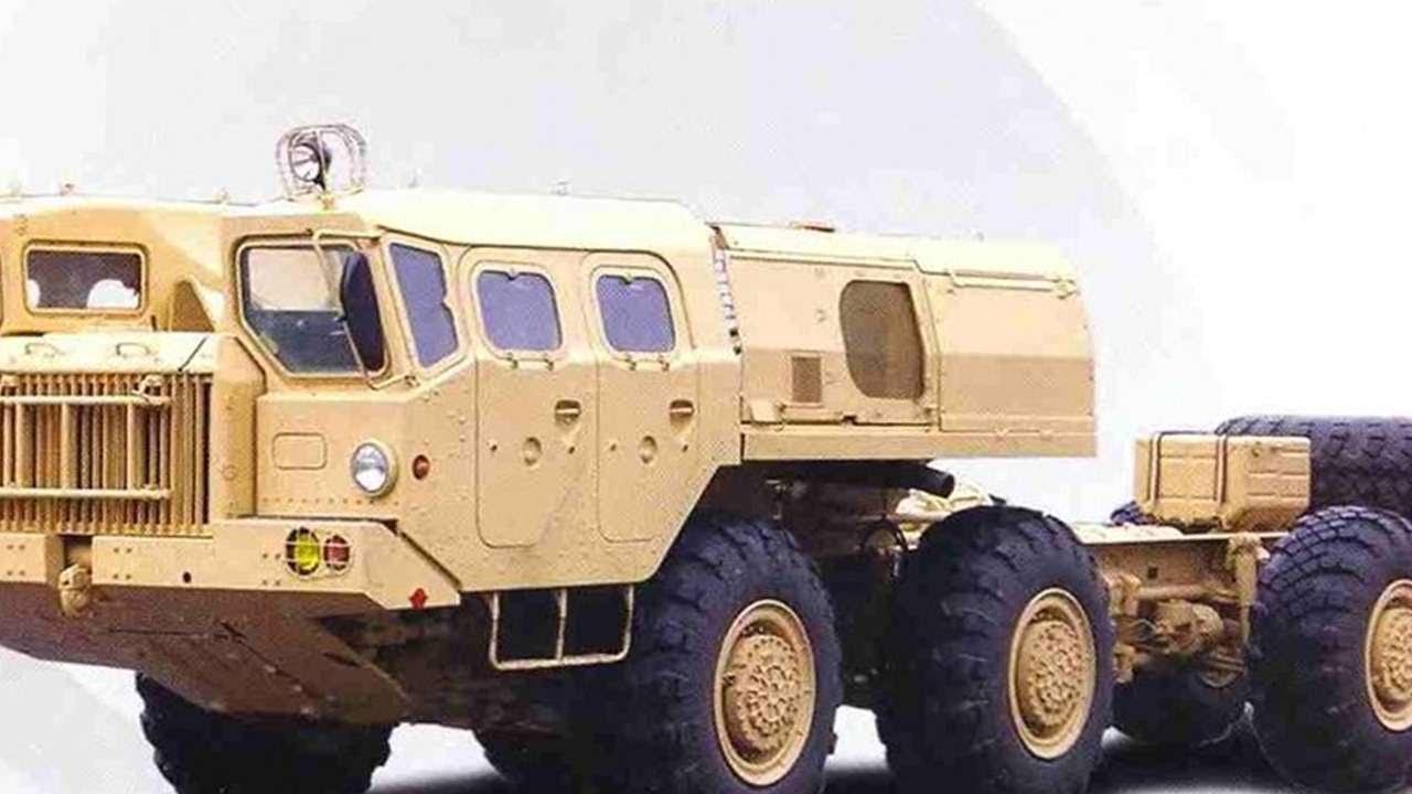 MAZ-543 - MAZ-7310 - JapaneseC...