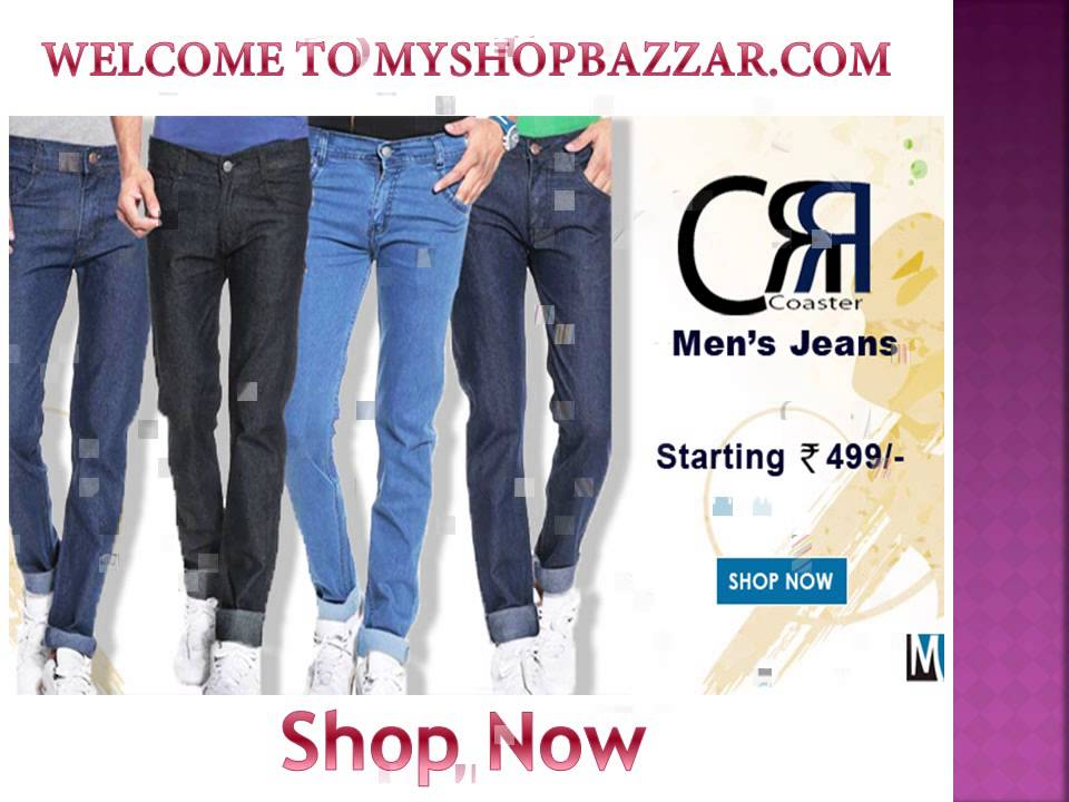 Buy online low price mens jeans - YouTube