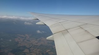 Garuda Indonesia Boeing 777-300ER PK-GIE Departing Gatwick Airport