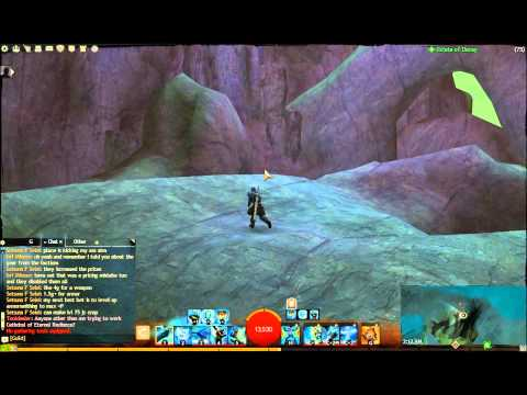 Guild Wars 2 Vista Points in Malchor's Leap, Far North - Wal