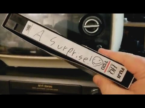 JJ Ryan - VIRAL: Man Reveals What Was On Mysterious VHS Tape From Thrift Store