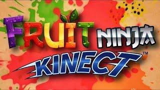 Fruit Ninja Kinect Live Gameplay - XBox 360 Gameplay
