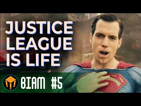 JUSTICE LEAGUE Is Better Than Infinity Wars | BIAM #05