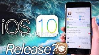 iOS 10 Jailbreak - iOS 10.2 NEWS & Release Info!