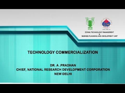 Technology Commercialization