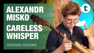 Download Mp3 Careless Whisper | Live Fingerstyle Cover | Alexandr Misko | Thomann Sessions