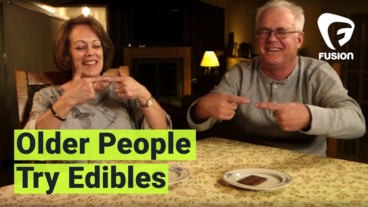 Older Couple Consumes 110 mg of THC
