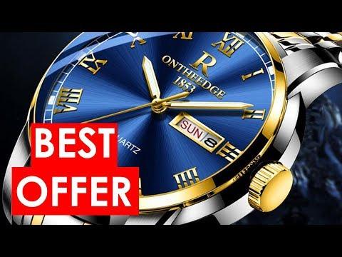 Top 5 Best Watches For Men & Women (Lover's Watches)