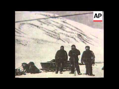 Arctic/Russia - Shumilov Leads Search For Sedov