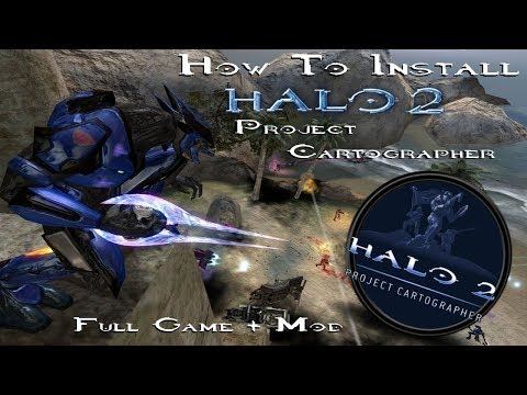 How to Install Halo 2 Vista and Project Cartographer - YouTube