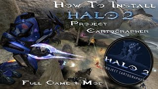 How to Install Halo 2 Vista and Project Cartographer