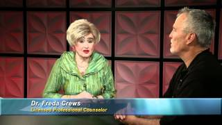 Part 1 - Ascent from Darkness - Michael Leehan - Host, Dr. Freda Crews