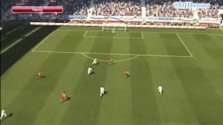 Daymos PES2014 Crowd Chants Man City vs Arsenal