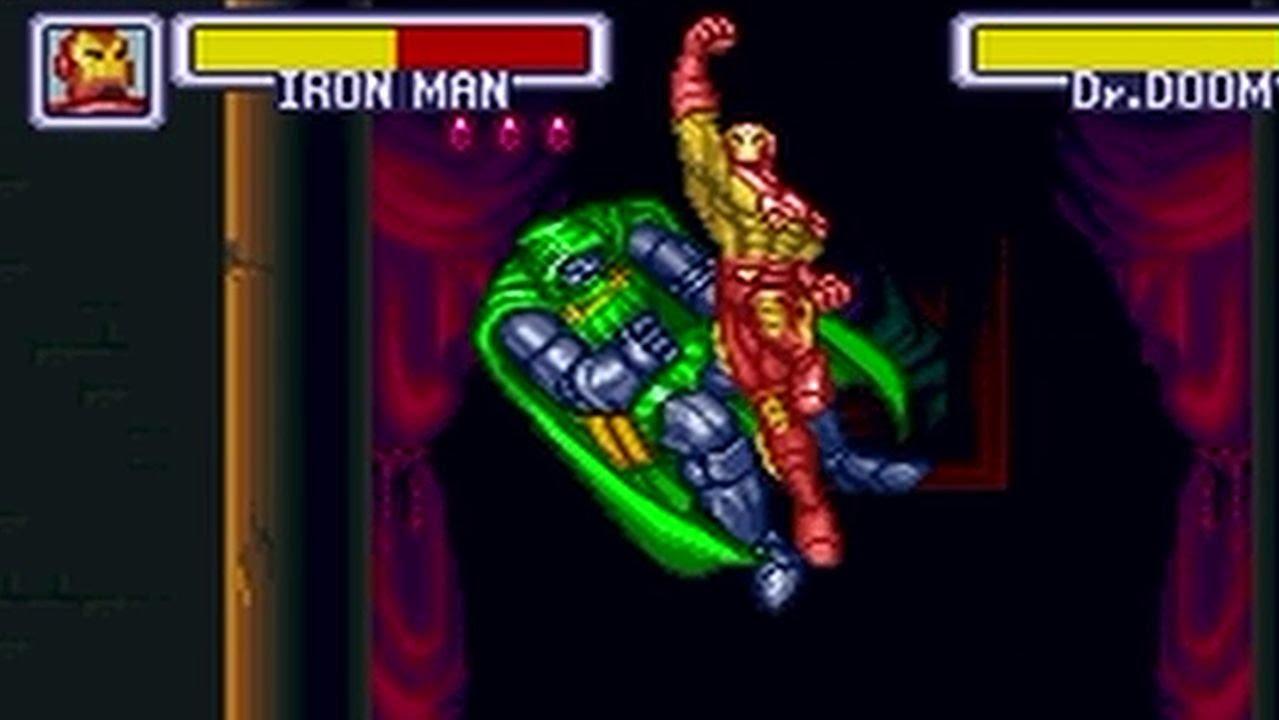Resultado de imagem para Marvel Super Heroes: War of The Gems thanos