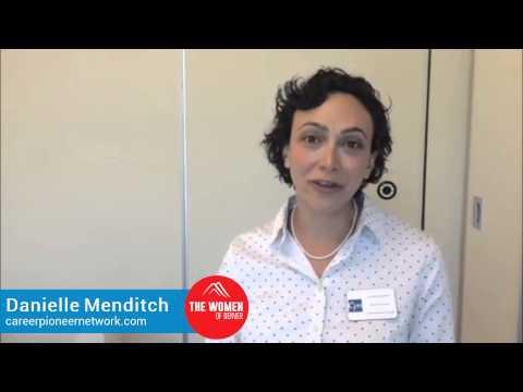 LinkedIn workshop with career coach Danielle Menditch