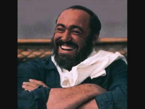 Luciano Pavarotti Per la gloria d´adorarvi Giovanni Bononcini
