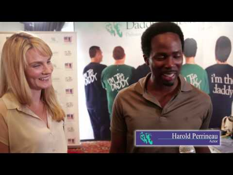 Celebrities Talk About DaddyScrubs: Harold Perrineau