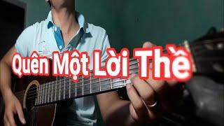 Quên Một Lời Thề Guitar Tone Dm
