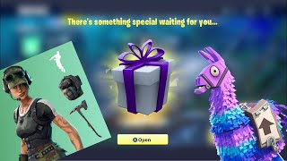 New Twitch Prime Skin *FREE* + Gameplay W/ Lama!!! Fortnite Battle Royale!!